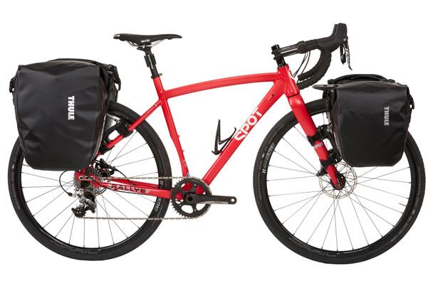 Thule Shield Panniers (bags on bike)