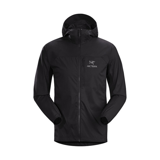 Arc'teryx Men's Squamish Hoody (Black)