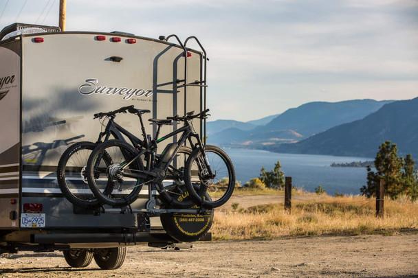 Swagman E-Spec 2 Bike Platform Rack (on RV 2)