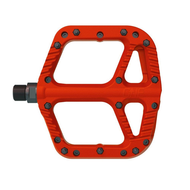 OneUp Components Composite Pedal Red