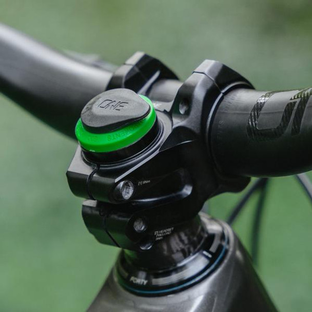 OneUp Components EDC Lite Tool (in bike)