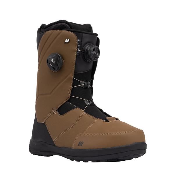 K2 Men's Maysis Snowboard Boots 2022 (Brown)