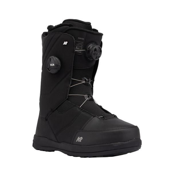 K2 Men's Maysis Snowboard Boots 2022 (Black)