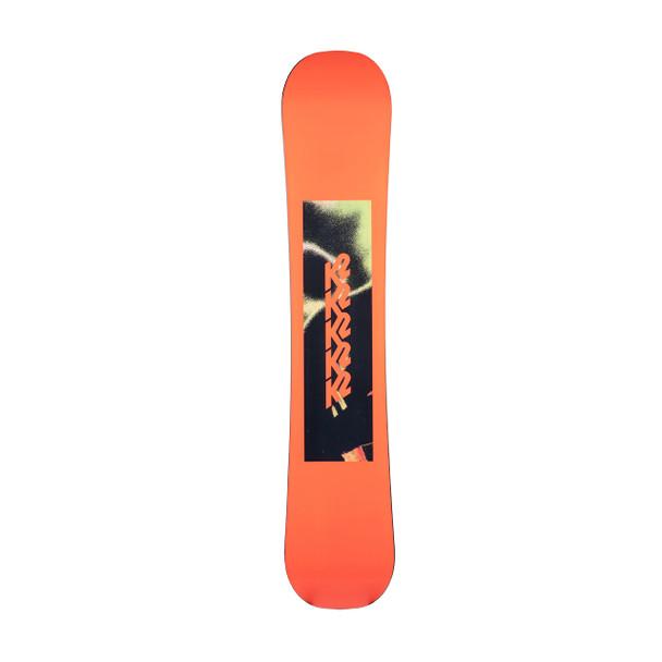 K2 Women's Dreamsicle Snowboard (Bottom)