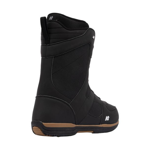 K2 Men's Market Snowboard Boots 2022 (Back)