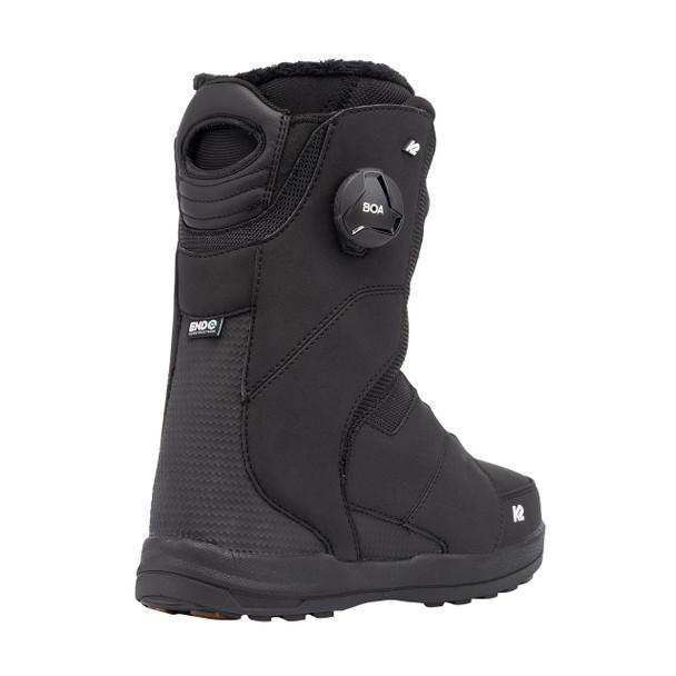 K2 Women's Contour Snowboard Boots 2022 (Back)