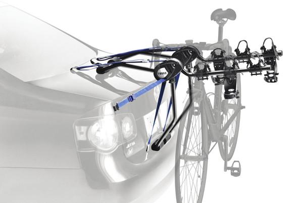 Thule Passage 3 Bike Rack with bike
