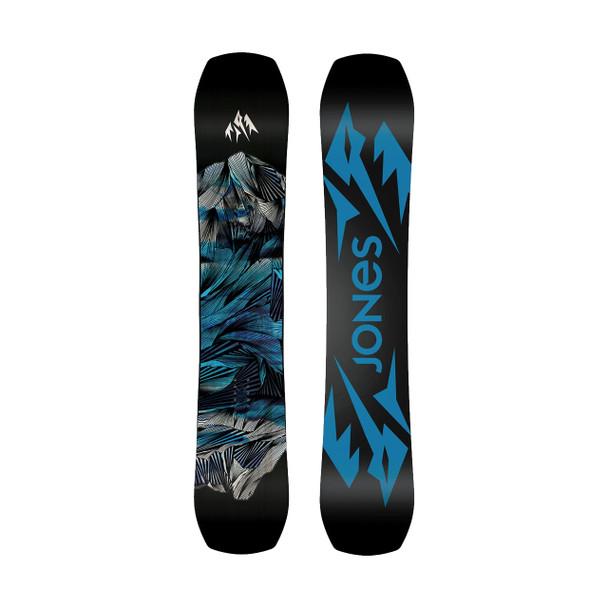 Jones Men's Mountain Twin Snowboard '22