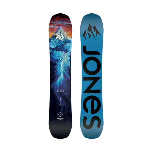 Jones Men's Frontier Snowboard '22