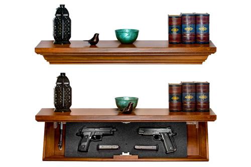 Custom Made Tactical Shelf or Flag