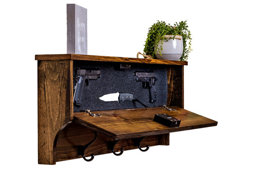 The Tactical Rustic Rack