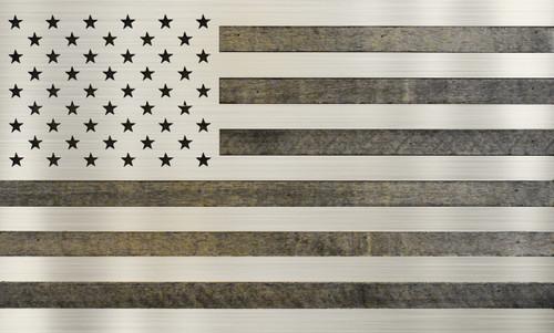 Tactical Flag Barnwood Edition