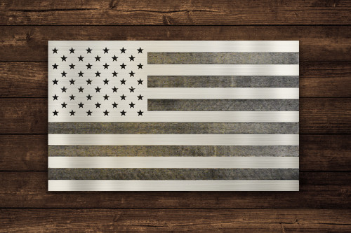 Tactical Flag Barnwood Edition