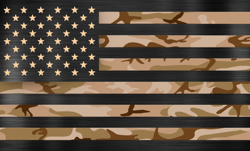 The Elite Military Special Edition Tactical Flag