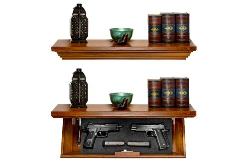 Compact Shelf Interior Foam