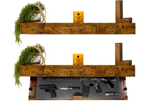 RUSTIC Rifle Shelf Interior Foam