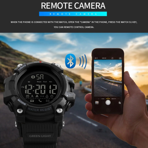 The New Recon Tactical Smart Watch