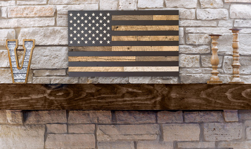 The 4 Laws Flag Wall Art
