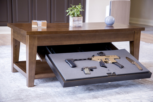 The Tactical Coffee Table
