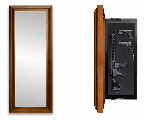 The Guardian MAX Tactical Mirror
