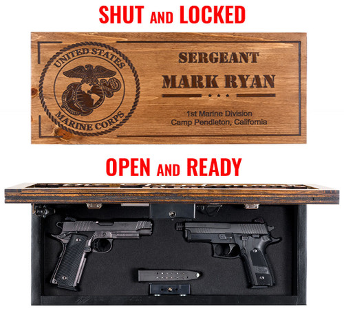 The United States Marines Tactical Trap