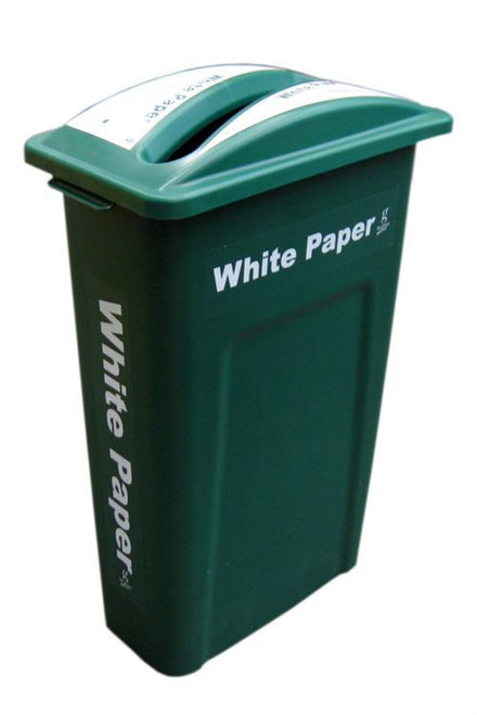 Office Paper Busch Recycling Container