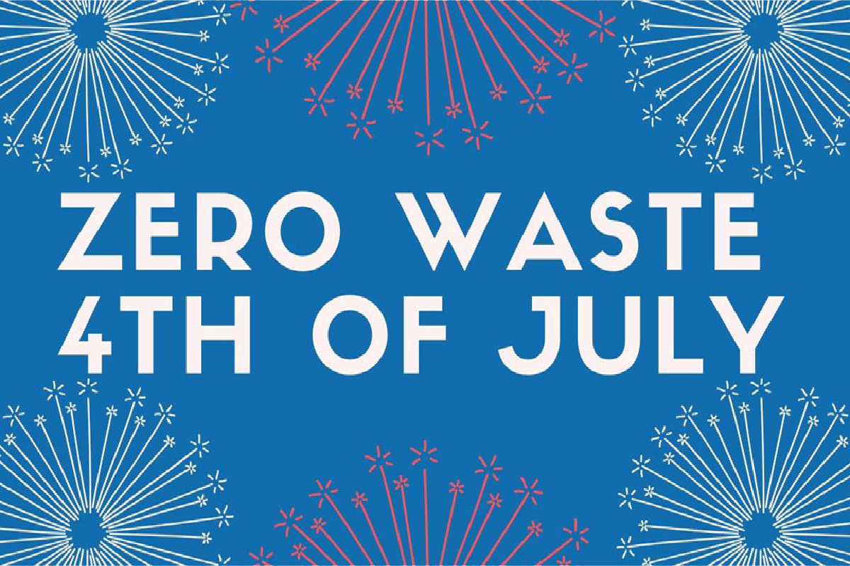 Break free from waste this Independence Day!