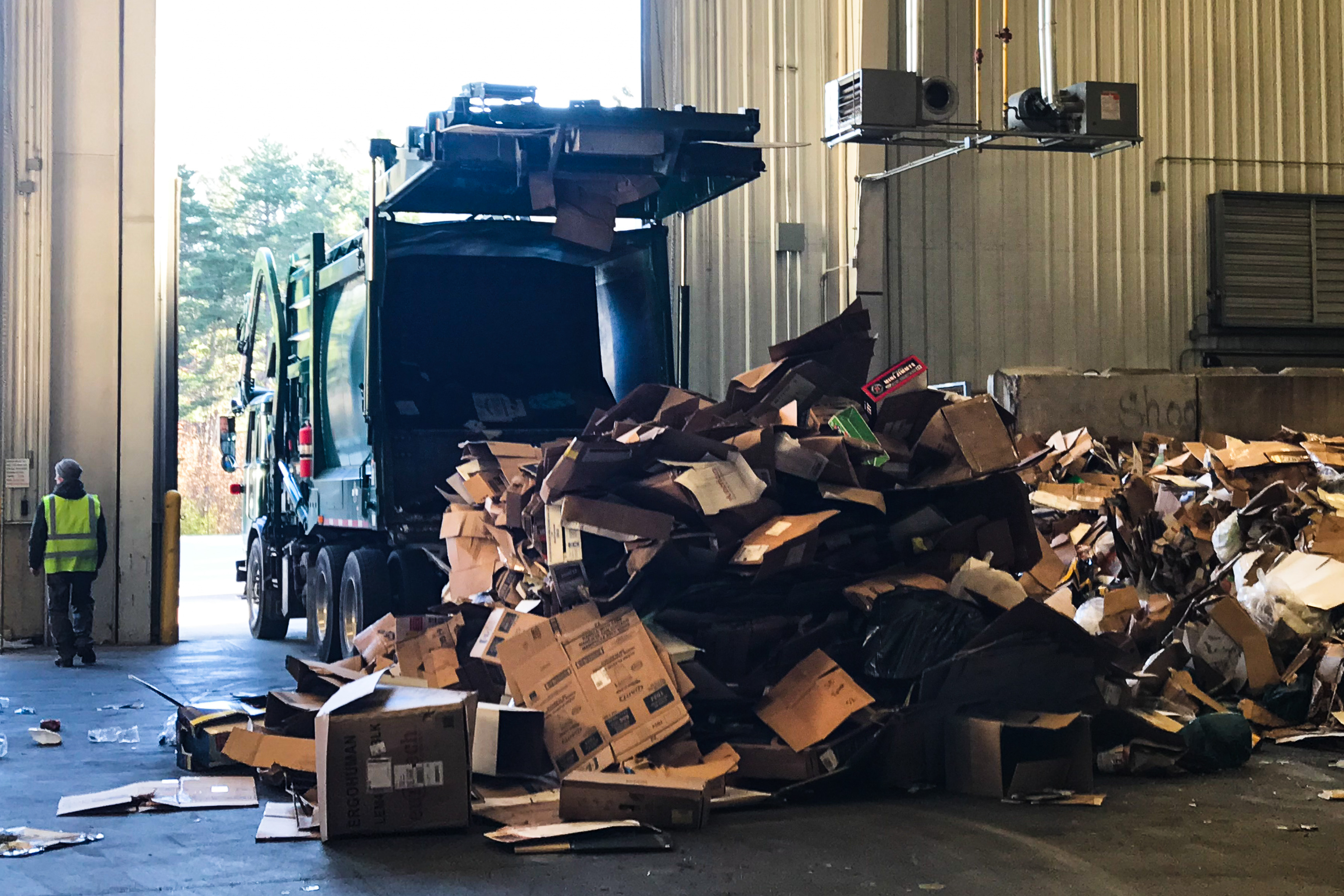 Clean Cardboard Initiative improves plastics recycling