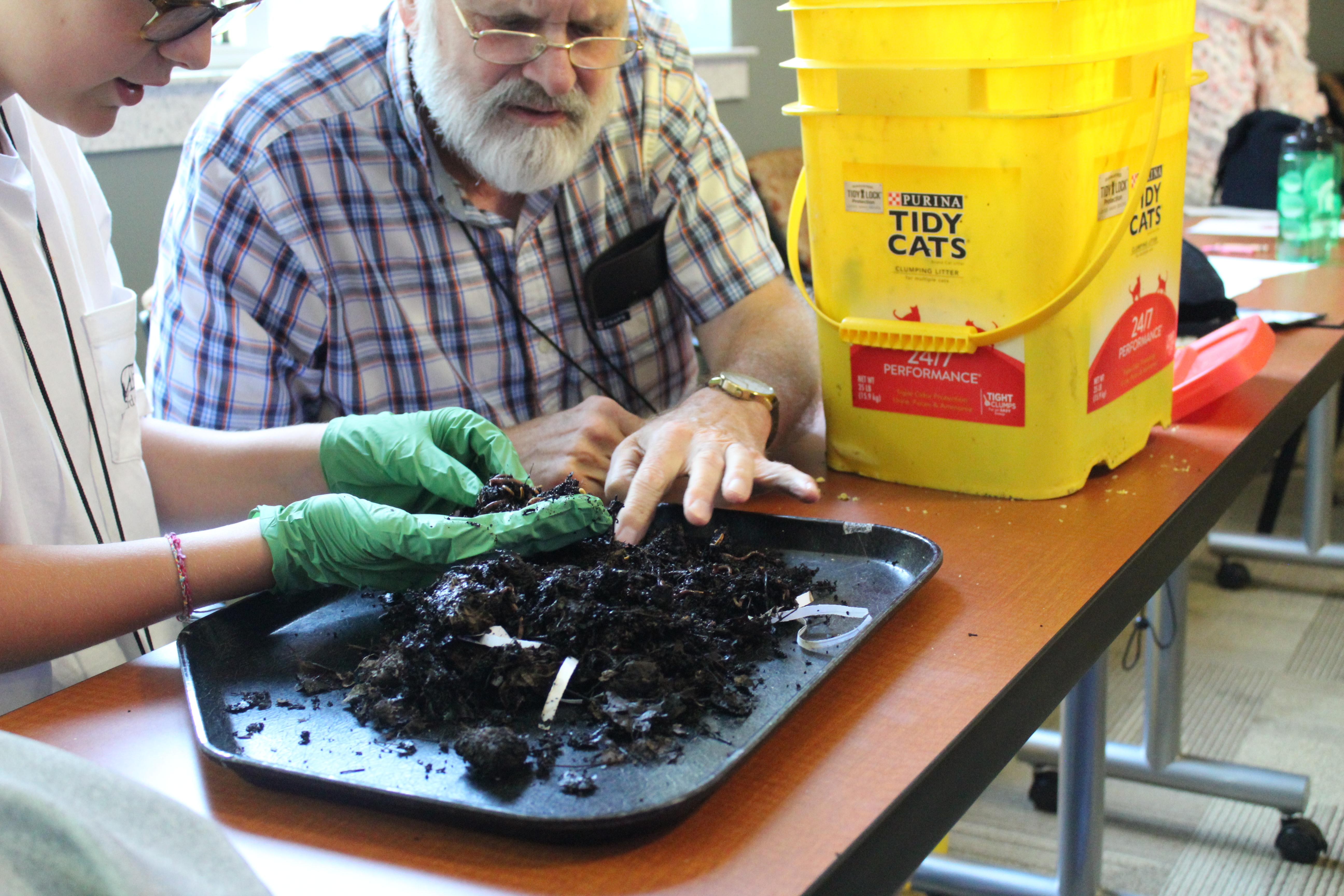 DIY: Worm Composting Bin