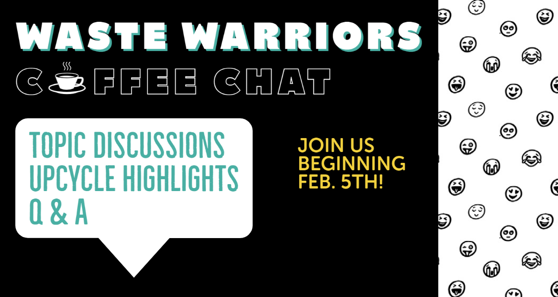 Coffee Chats Begin Feb. 5th