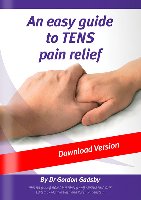 DOWNLOAD: Easy Guide to TENS Pain Relief