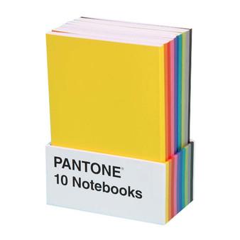 Pantone 10 Notebooks Set