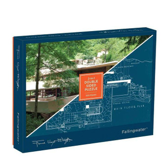 Frank Lloyd Wright Fallingwater Puzzle