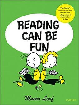 Reading Can Be Fun