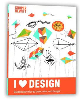 I Heart Design Activity Book