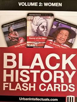 Black History Flash Cards Volume 2