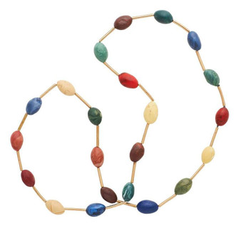 Spectrum Bronze Necklace