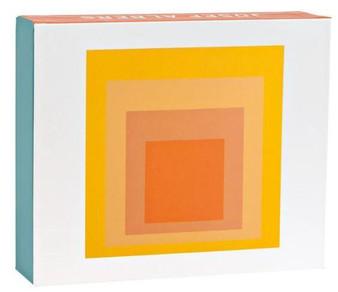 Josef Albers Notecard Box