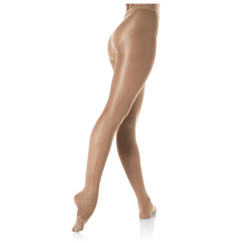 Kids Mondor Shimmer Tights (Footed)