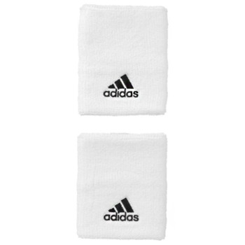 Adidas White Wristbands