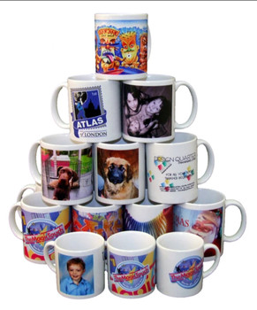 Personalised Mugs Free P&P