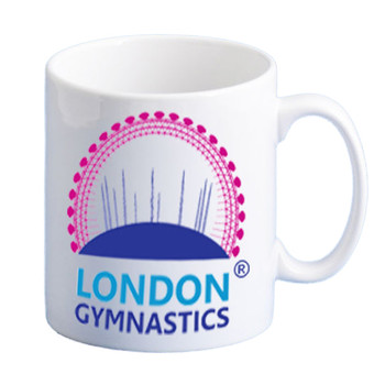 London Gymnastics Mugs