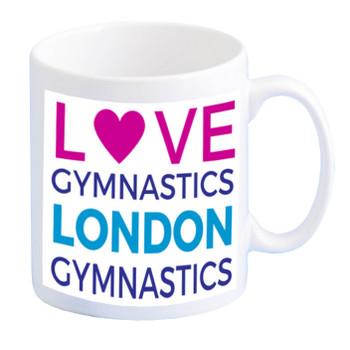 London Gymnastics Mugs