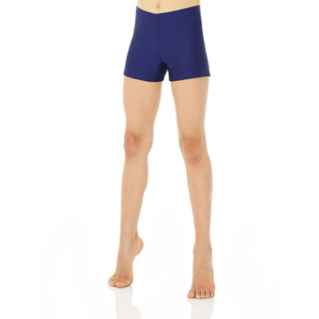Mondor Dark Blue Matte Shorts