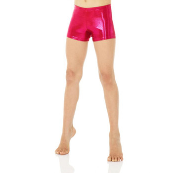 Mondor Red/Pink Shiny Shorts