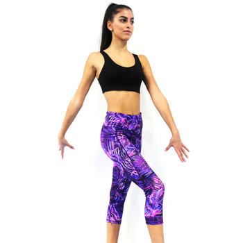 TR303 160 Womens TriDri performance jungle leggings