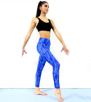 TR035 Womens TriDri performance leggings full-length