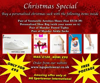 Christmas Venturelli shoe Special 2020