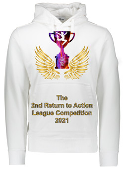 Hoodie - The 2nd Return to Action League  2021