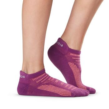 Tavi Noir Taylor Sports Socks In Metro